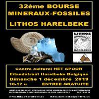 La 32ème bourse du Lithos Harelbeke.